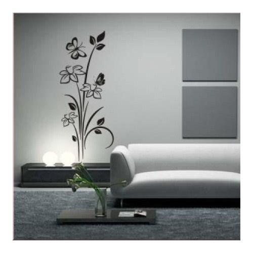 Birka Grafiti - Kelebek ve Çiçek