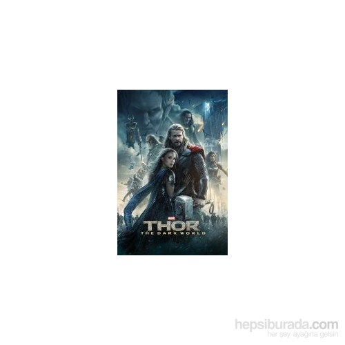 Maxi Poster Thor 2 One Sheet
