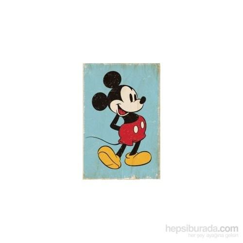 Maxi Poster Mickey Mouse Retro
