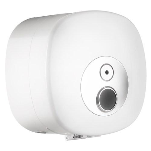 Dayco İçten Çekmeli Tuvalet Kağıt Dispenseri Beyaz