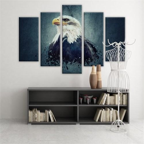 Dekoratif 5 Parçalı Kanvas Tablo-5K-Hb061015-212