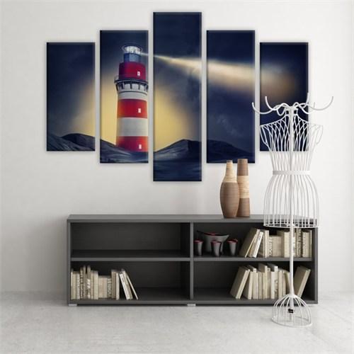 Dekoratif 5 Parçalı Kanvas Tablo-5K-Hb061015-280