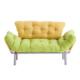 Futon Ege Kanepe - Sarı Yeşil