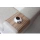 Esser Avrupa Ceviz Koltuk Sehpası 30x50 cm