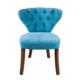 Dekoroda Balıkçı Sandalye - Mavi