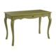 Woodenbend Rhaegar Yeşil Çalışma Masası