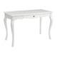 Woodenbend Rhaegar Beyaz Çalışma Masası