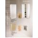 Çelik Ayna Çok Amaçlı Plastik,Banyo Dolabı 4 Kapılı