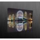 Duvar Tasarım DLC6038 Led Işıklı Kanvas Tablo - 60x40 cm