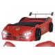 Setay Ferrari Sunta Arabalı Yatak Kırmızı