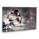 Fotografyabaskı Hip Hop Dans Tablo 75 Cm X 50 Cm Kanvas Tablo Baskı
