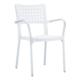 Siesta Contract Gala Sandalye - Beyaz