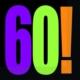 Pandoli Birthday Cheer 60 Yaş Kağıt Peçete 33X33 Cm 16 Adet