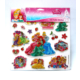 Prensesler 3D Puffy Sticker + Frozen Tattoo Hediye DS-223