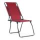 Katlanır Piknik Kamp Sandalyesi - Kırmızı