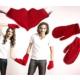 Bundera Sevgililer Günü Özel Sevgili Eldivenleri