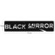 candleNmore Black Mirror / Özel Tasarım Metal Duvar Panosu