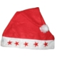 HKostüm Işıklı Noel Baba Şapkası
