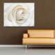 CanvasTablom Kr122 Beyaz Gül Kanvas Tablo