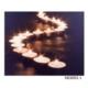 Pratik Led Işıklı Kanvas Tablo 50*70 cm