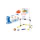 Pratik Suda Yüzen Minyatür Basket Potalı Kale