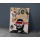 Javvuz Che Guevara - Dekoratif Metal Plaka