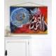 Decor Desing Askılı Deri Duvar Posteri Harhakk214