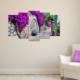 Evmanya Deco 5 Parça Dekoratif Tablo 100x60 Cm