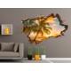 3D Art Tropik Ada – 3D Sticker 135x90 cm