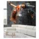 Artikel Dansçı Kız 178X126 Cm Duvar Resmi
