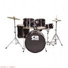 CB CB5JA-BK Akustik Davul Seti (Fusion)