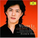 Yundi Li - Chopin  And  Liszt: Piano Concertos
