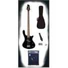 Washburn T12B PACK Bass Gitar Seti