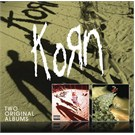 Korn - Korn / Follow The Leader (2 CD Slipcase)