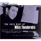 Mikis Theodorakis - The Very Best of Mikis Theodorakis