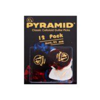 Gitar Aksesuar Pena 12 Adet Pyramid 0.95 MM Heavy 556CP