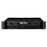 İnterm Qd-4960 Power Amfi 4X240 Watt