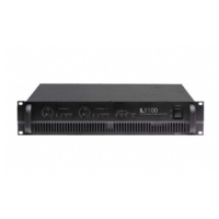 İnterm L-1800 Power Amfi 1200 Watt