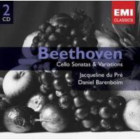 Du Pre - Barenboım - Beethoven - Cello Sonatas
