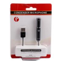 Vcom M727 Kablolu Usb Mikrofon Siyah