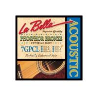 Gitar Aksesuar Akustik Tel Labella 7GPCL 0,11