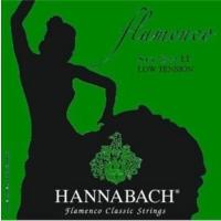 Hannabach 827 Lt Flamenko Gitar Teli (Low Tension)