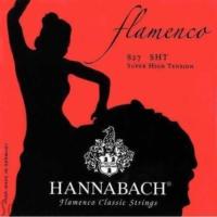 Hannabach 827 Sht Flamenko Gitar Teli (Super High Tension)