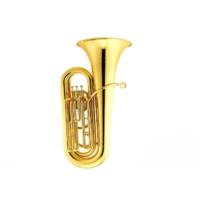 Jupiter Jcb-378L 3 Pistonlu 3/4 Tuba (Gold Lacquer)