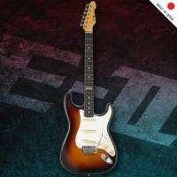 Esp E-Iı Vintage Plus R 3-Tone Burst Elektro Gitar