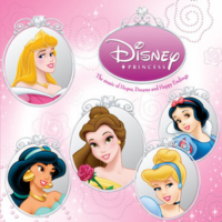 Walt Disney Various Disney Artists - Disney Princess Collection