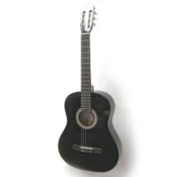 Cremonia Ac851R-Bk Klasik Gitar 39'' Siyah