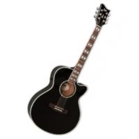 Esp Ltd X-Tone Ac-10E Blk Akustik Gitar