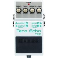 Boss Te-2 Tera Echo Gitar Pedalı