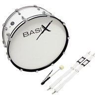 Basix F893.121 Chester Marching Bass Drum 24 X 12